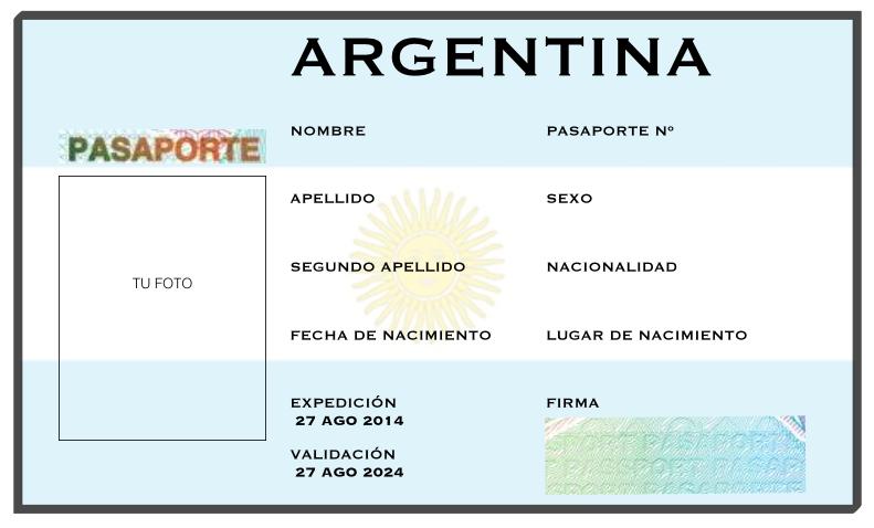 Passport Needed | Creative Language Class