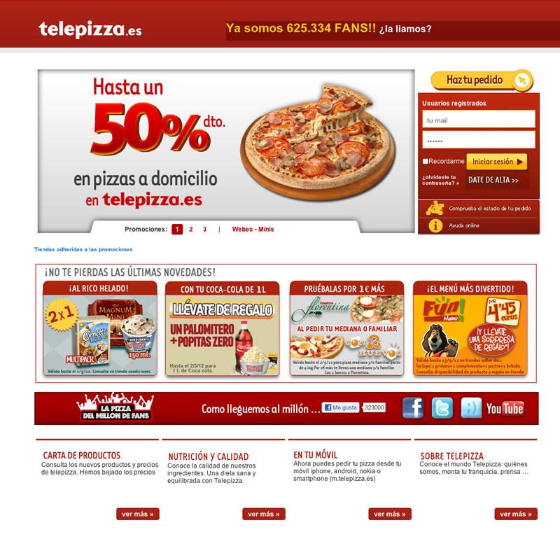 Telepizza!