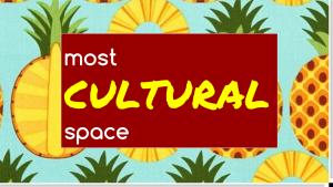Top 10 Most Cultural Spaces