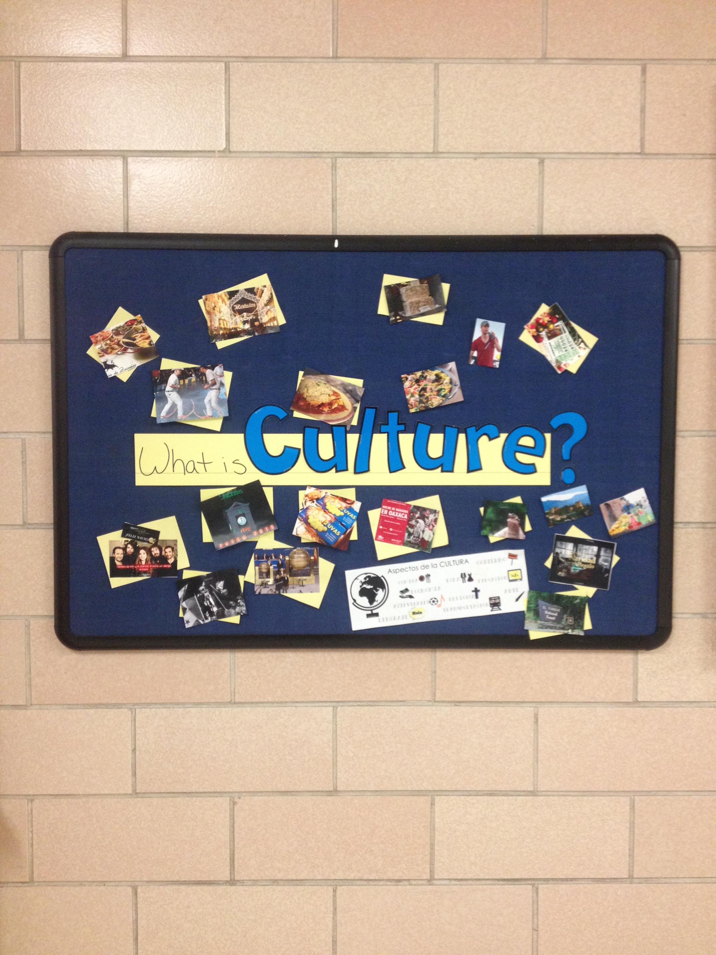 Culture Board