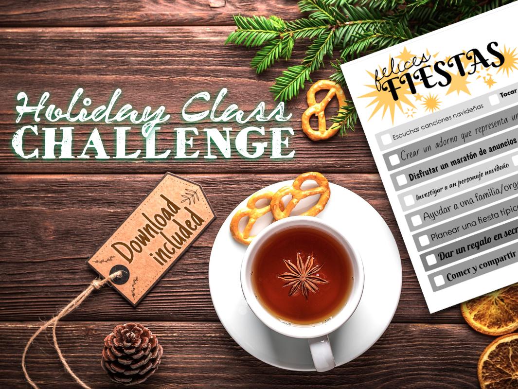 """A Class """"Bucket List"""" Challenge"""