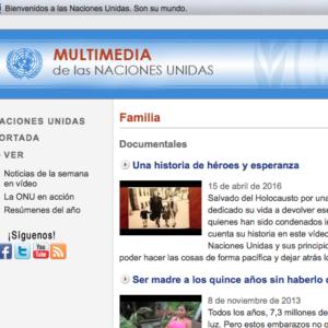 da internacional de familias