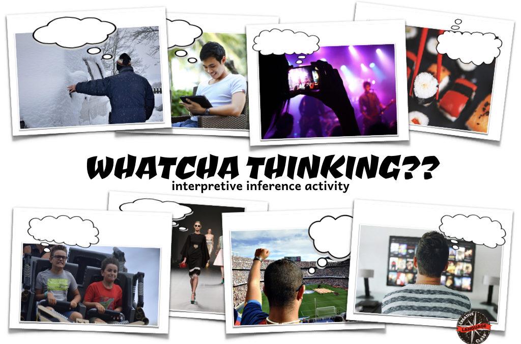 Whatcha thinking??